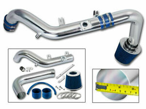 Cold Air Intake Kit Blue Filter For 07 10 Scion Tc Coupe 2 4l L4