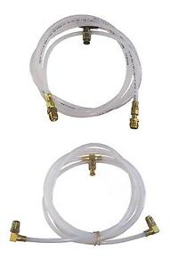 1982 1983 Chrysler Lebaron New Direct Fit Convertible Top Hoses Line Set