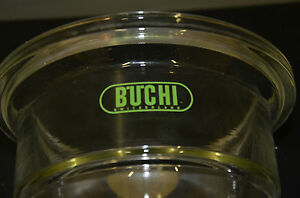 Buchi Glass Cold Finger Insert For Buchi R 220cw Rotavap Clean And No Defects