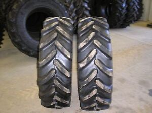 New Voltrye 360 70r24 Radial Tractor Tire With Tube 8 Ply