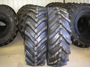 New Voltrye 18 4r30 Radial Tractor Tire With Tube 8 Ply