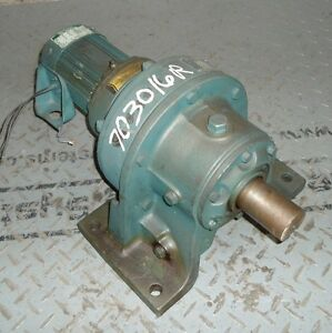 Sumitomo 1 4hp 84 1 Ratio Sm cyclo Gear Motor Tc f W Gear Hm 3145 10 A pzb