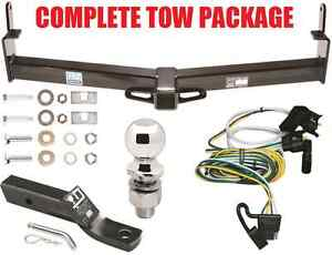 2001 2003 Ford Explorer 2 Door Sport Complete Trailer Receiver Hitch Tow Package
