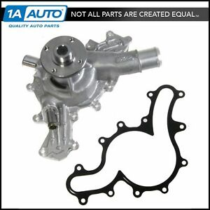 Motorcraft Pw458 Water Pump For Ford Explorer Ranger Pickup Truck 4 0l V6 New