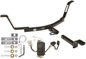 Trailer Hitch Fits 07 11 Honda Crv Class 1 Tow Receiver W Wiring Kit No Drill