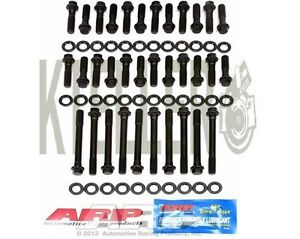 Arp Chrysler Mopar Big Block 383 400 413 426 440 Wedge Head Bolt Kit 145 3606