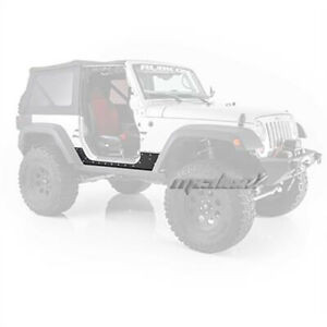 Smittybilt Xrc Armor Body Cladding Fits Jeep 07 16 Jeep Wrangler Jk 2 Door