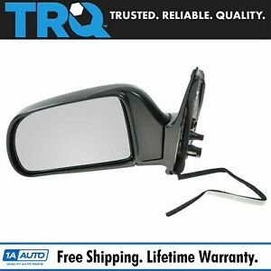 Manual Side View Door Mirror Driver Side Left Lh For 98 03 Toyota Sienna