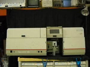 Spectraa 880 Varian Atomic Absorption Spectrometer Spectrophotometer