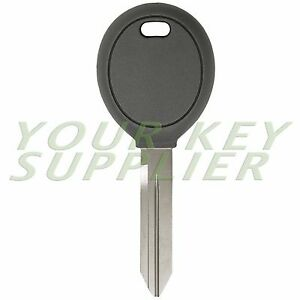 New Uncut Transponder Chip Ignition Car Key For Chrysler Dodge Jeep Y160