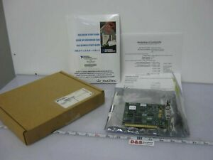 National Instruments Pc 516 Data Acquisition Pci Card W ni daq Software