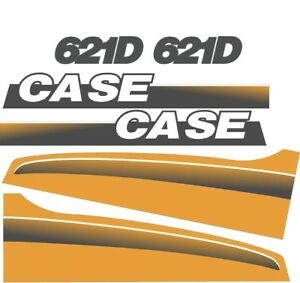 Decal Set For Case Wheel Loader 621d