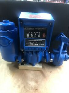 1 1 2 1 5 Refurbished Neptune Flow Meter With Valve And Strainer warranty