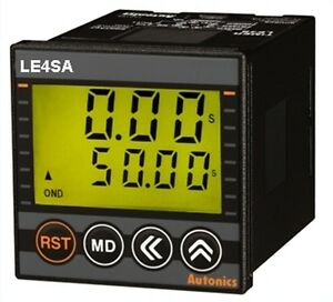 Digital Timer Time Switch Le4sa Power On Start Flicker Interval Star Delta