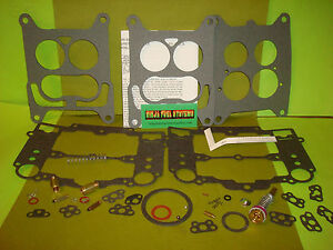 Carter Afb Carburetor Rebuild Kit 61 66 Pontiac 326 389 421 57 66 Cadillac