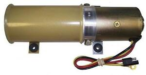 1955 1963 Plymouth Belvedere Fury Sport Fury New Convertible Top Pump Motor