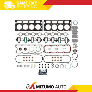 Head Gasket Set Fit 02 14 Chevrolet Buick Gmc Cadillac 4 8 5 3 V8 Ohv C M
