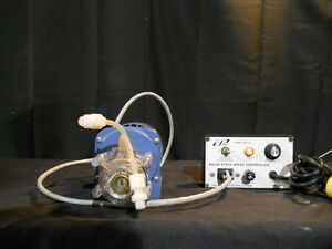Cole Parmer Masterflex master Flex Peristaltic Pump Model 7016 Pump Head