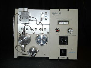 Millipore Waters 501 Solvent Delivery System Hplc Pump 11
