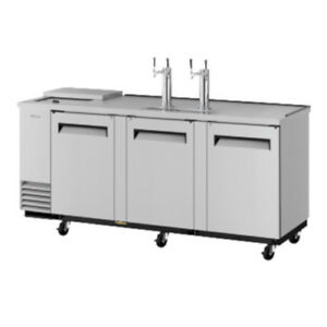 Turbo Air Tcb 4sd n Stainless Direct Draw Club Top Draft Beer Dispenser Cooler