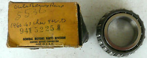 1960 1961 1962 1963 Chevrolet 4 W D Truck Outer Wheel Bearing 9415225