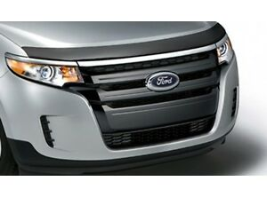 Oem 2011 2015 Ford Edge Primed Paint To Match Grill Grille Inserts bt4z8200aa