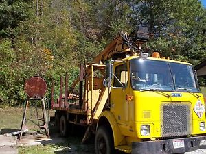 Heavy Equipment Logging truck loader skidder tag Trailer package Deal