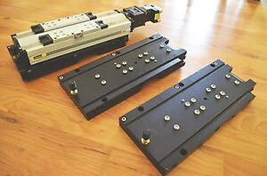 Adjustable Mounting Plates For Parker 404100xrmp Linear Actuator thk Cnc Router