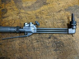 Smith Cutting Torch Mc509 Attachment Mw5 Welding Handle Oxy Acetylene Victor