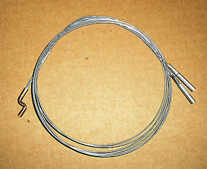 Vw 133 711 717 Main Heater Box Cable T 3 Bug Super Beetle Ghia 73 74 Free Ship