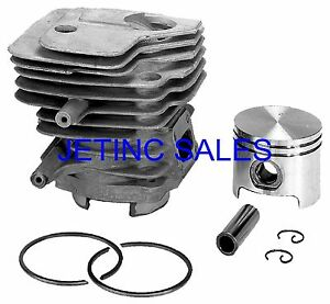 Cylinder Piston Kit Nikasil Fits Partner K650 K700 Active Models