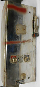 Square D Fusible Disconnect Switch 8538 Type Sdw14