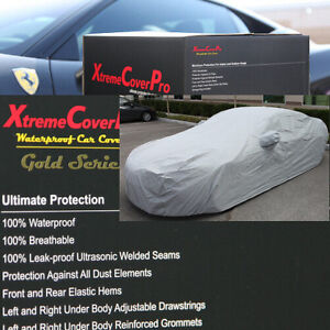 2001 2002 2003 2004 Chevy Corvette Waterproof Car Cover W Mirrorpocket