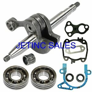 Crankshaft Kit For Stihl Ts410 Ts420 Cutoff Saws