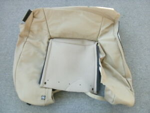 Saab 9 5 Leather Right Rear Seat Back Cover