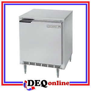 Beverage air Bev Air Ucf27ahc Undercounter Freezer 29 Depth