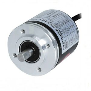 Absolute Rotary Encoder Ep50s8 1024 3f p 24 1024 Pulse Pnp Gray Code Output