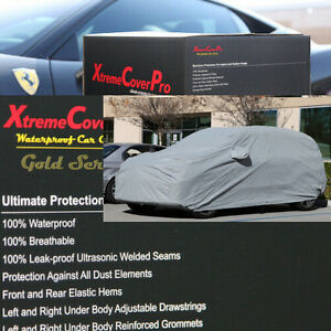 1991 1992 1993 1994 Toyota Land Cruiser Waterproof Car Cover W Mirrorpocket