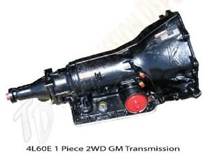 4l60e Gm Chevy Performance Transmission 2wd Stage 2 600 Hp Fits 1993 1997