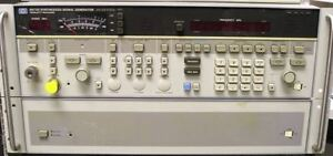 Make Offer Hp agilent 8673d Warranty Will Consider Any Offers