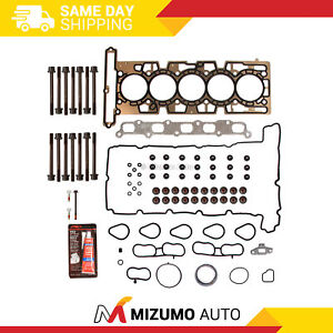 Head Gasket Bolts Set Fit 04 06 Chevrolet Colorado Hummer H3 Gmc Canyon 3 5 6