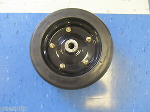 Replacement Finishing Mower Wheel 10 X 3 25 W 3 4 Hole Bushhog 87750