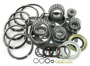 Ford Zf Trans S5 42 S542 Truck 5sp Transmission Rebuild Kit 87 95 W Synchros
