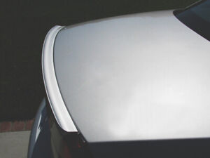 Painted Trunk Lip Spoiler For Honda Cr X Del Sol 93 97 S