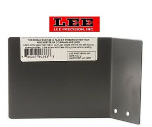 Lee Load-Master Progressive Press Primer Explosion Deflector Shield # 90363 New!