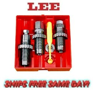 Lee Precision *  Carbide 3 Die Set  for 44 Russian   # 90293  *   New!
