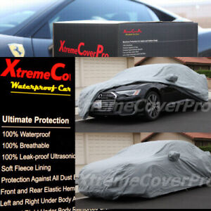 2001 2002 2003 2004 2005 Cadillac Deville Waterproof Car Cover W mirrorpocket