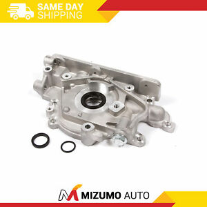 Oil Pump Fit 95 05 Chrysler Dodge Plymouth Eagle Mitsubishi 2 0 dohc Ecb 420a