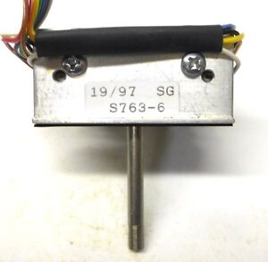 Telemotive 5 Speed Motion Lever Switch S763 6