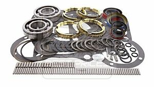 T 10 Ford Chevy T10 Standard Manual Transmission Trans Bearing Kit 1957 1966